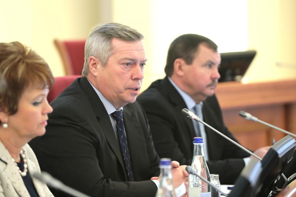 Мы не можем прекратить выплату регионального материнского капитала, - губернатор Ростовской области