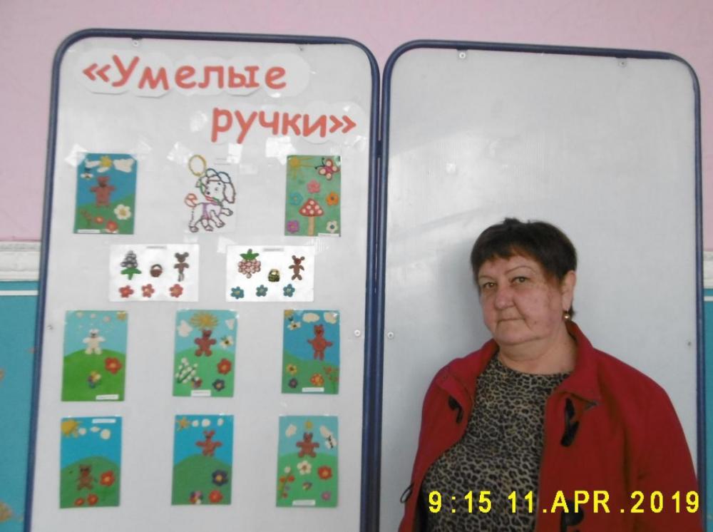 Объемные картины из пластилина сделали воспитанники детского сада в станице Вольно-Донской