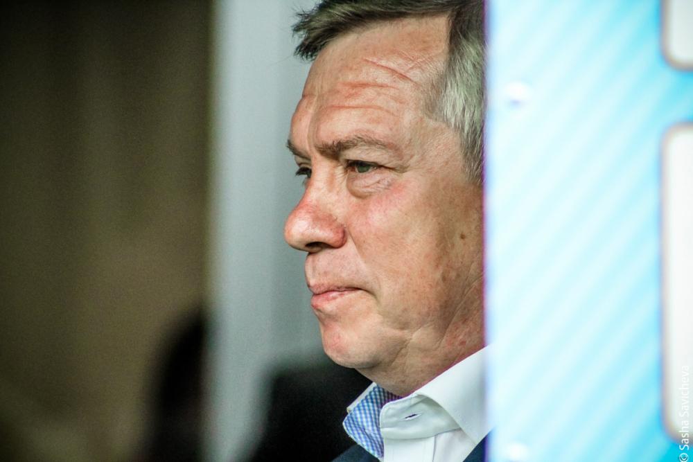 Тренер «Каменки» лично поговорил с губернатором о проблемах спорта в Морозовске