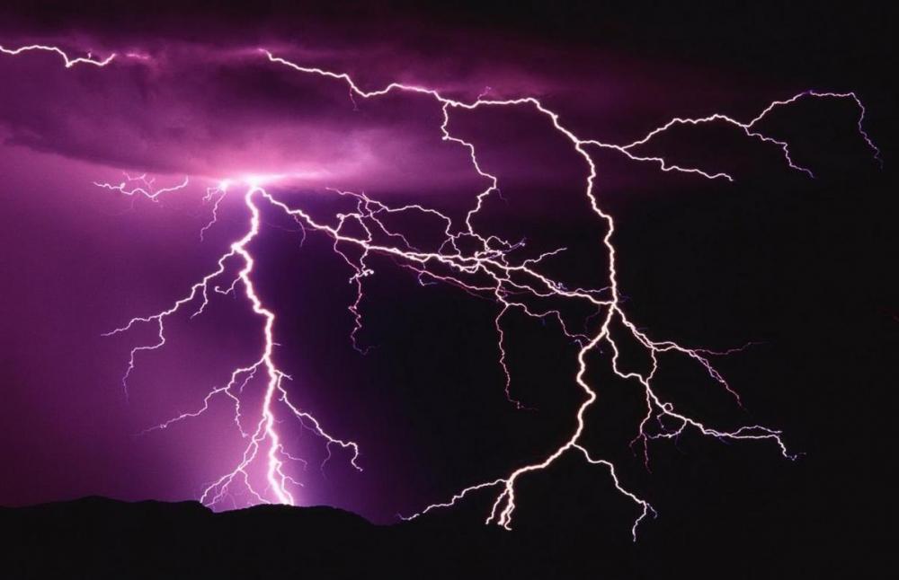 Снова штормовое предупреждение: 19 июля будет гроза