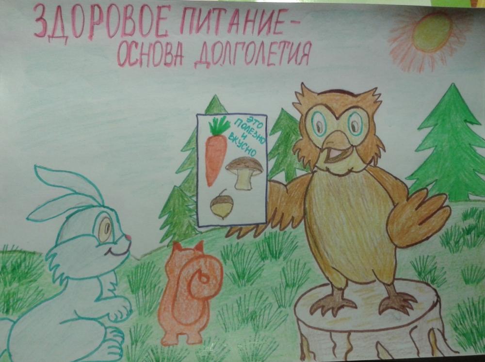 Где живут витамины и зачем нужна вода: в школе №4 Морозовска прошла акция «Правильное питание»