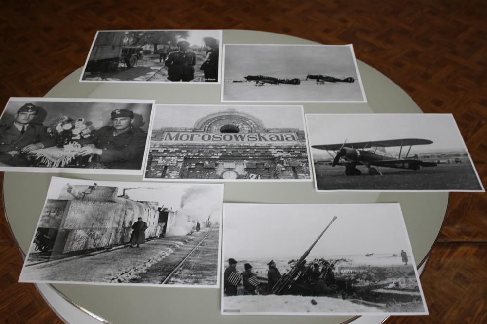 Школьникам в музее рассказали про Морозовск времен немецкой оккупации