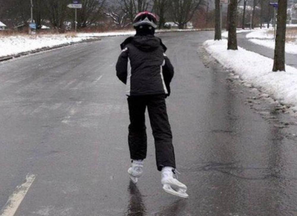 Потеплеет до нуля: на улицах Морозовска может начать таять лед