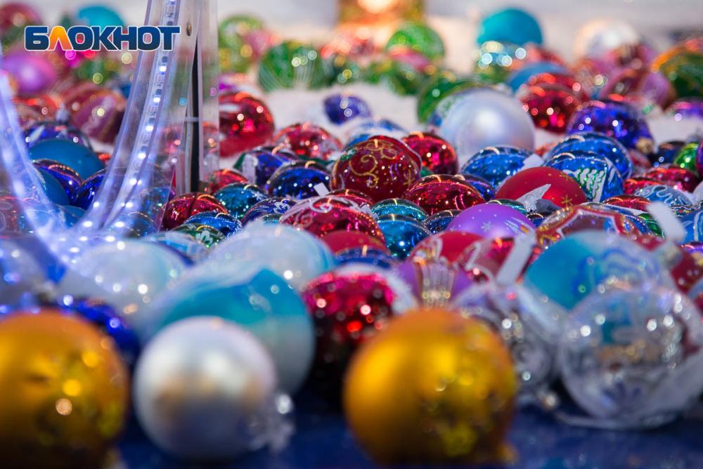 Открылась рубрика «Новый год» о предновогодних акциях, скидках и особых предложениях