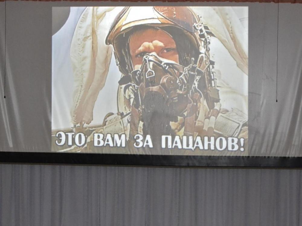 Героя России Романа Филипова вспоминали на акции памяти в Морозовске