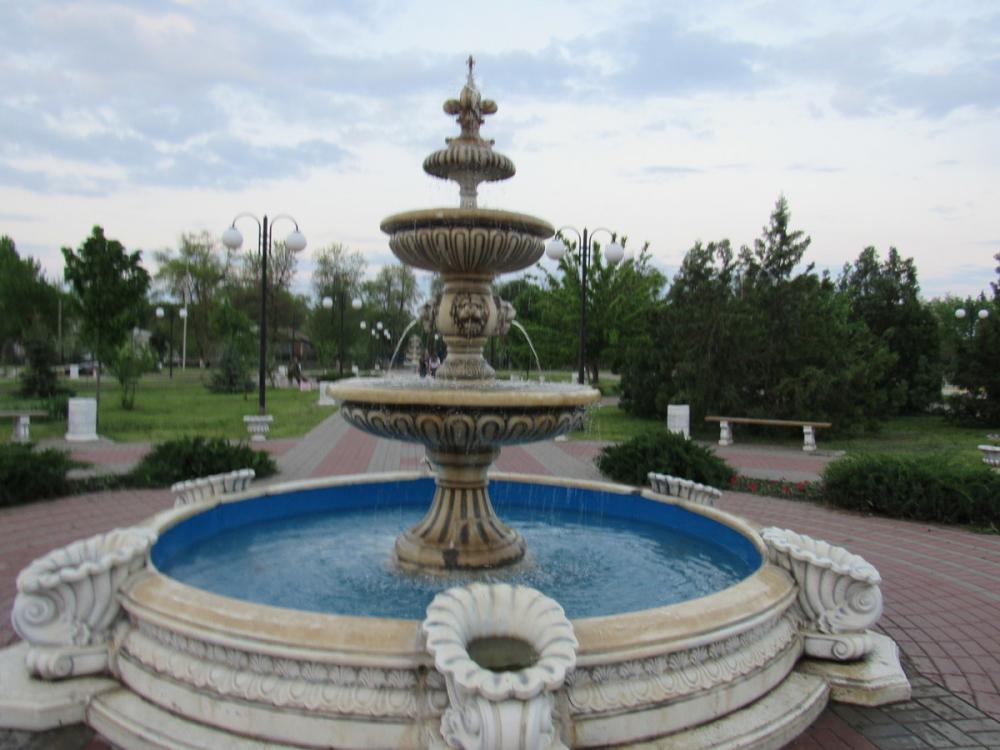 Парк в Морозовске еще доделают: сорвалось заключение контракта с подрядной организацией
