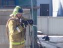 Жилой флигель на улице Калинина в Морозовске вспыхнул из-за короткого замыкания