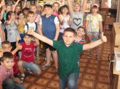 Неделя под девизом «Библиотека – территория успеха» прошла в Детском отделе имени Крупской в Морозовске