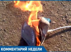 Советы по безопасному использованию электроприборов зимой дал начальник пожарных Морозовска