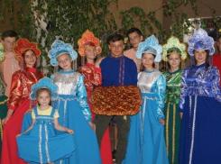 Праздник русской березки отпраздновали в Доме культуры Вознесенского сельского поселения