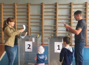 Предварительные итоги: Морозовский район оказался в числе самых активных на выборах