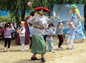 Письмо в редакцию:  «Колобок» в Морозовске устроил большой праздник для детей