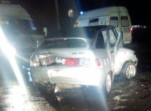 Женщина-пассажир скончалась после массового ДТП в Морозовске