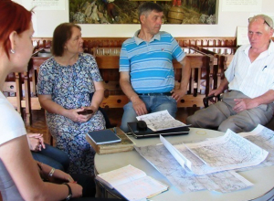 Удивительные находки обсудили краеведы Морозовска на встрече в музее