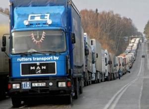 Большегрузов через Морозовский район будет ездить гораздо больше