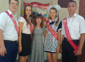 Торжественная церемония вручения аттестатов прошла для выпускников Ново-Павловской школы