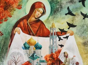 Морозовчан пригласили радостно отметить Престольный праздник Покрова Пресвятой Богородицы