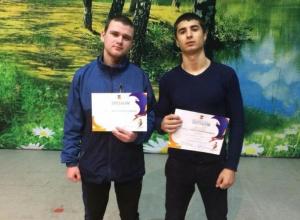 Студенты из Морозовска заняли призовые места в зональном этапе областного фестиваля в Волгодонске