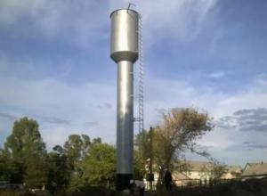 Новые водонапорные башни установят в Морозовском районе в 2018 году