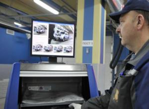 Процесс проведения техосмотра автомобилей в России будут снимать на видеокамеру