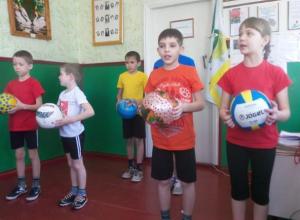 Воспитанники детского дома Морозовска выступили  за здоровый образ жизни