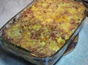 Традиционное блюдо греческой кухни приготовила корреспондент «Блокнота Морозовска»