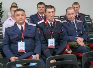 Казаки Морозовского юрта побывали на III Гражданском Форуме Ростовской области