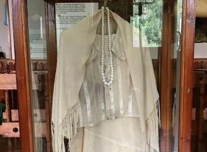 Свадебное платье в музее Морозовска было сшито более века назад