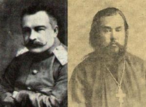 Два брата Поповых: атаман, разгромивший санитарный поезд, и священномученик, в честь которого освящен придел храма в Морозовске