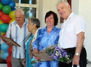 Примечательные пары Морозовска и района наградили в день Семьи, любви и верности