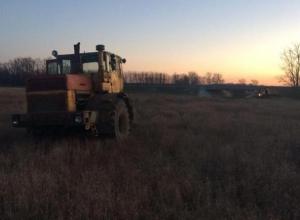 Открылись любопытные детали  ДТП с участием пьяного тракториста на трассе Морозовск-Цимлянск-Волгодонск