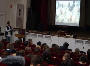 Молодежь Морозовского района агитировали пойти в аграрии