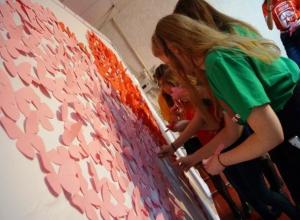 Впервые в Морозовске отпраздновали День волонтера