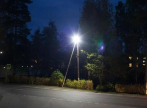 Расходы на уличные лампочки в Морозовске увеличили на 150 тысяч рублей