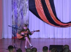 Зал стоя аплодировал Алине Цукановой