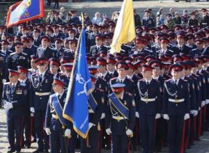 Письмо в редакцию: Казаки и кадеты из Морозовска побывали на главном празднике Всевеликого войска Донского
