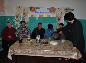 Посиделки «Светлая Пасха!» провели в доме культуры хутора Вишневка