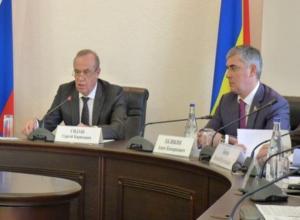 100%-е завершение работ на объектах благоустройства до конца ноября потребовал замглавы Ростовской области