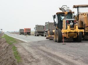 Участок трассы на въезде в Морозовск сдали в эксплуатацию перед Новым годом