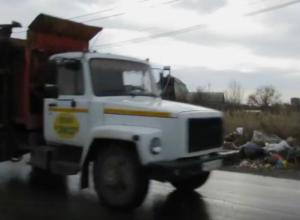 Хочу сказать: Сергей Андронов и его соседки возмутились на видео внезапным прекращением вывоза мусора в Морозовске