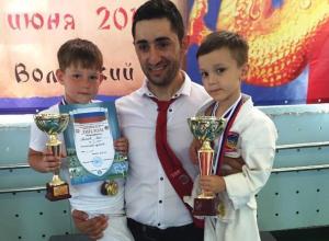 Каратисты из Морозовска заняли призовые места на открытом чемпионате Южного Федерального Округа