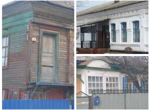 Самые старые дома Морозовска были построены еще при царе