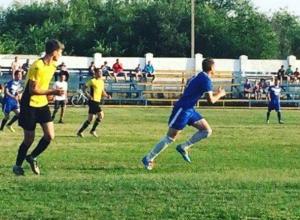 ФК «Морозовск выиграл тяжелую встречу с впечатляющим счетом