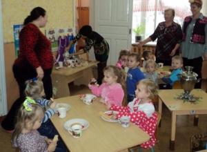 Веселое «Путешествие в сказку» прошло в морозовском детском саду «Колобок»