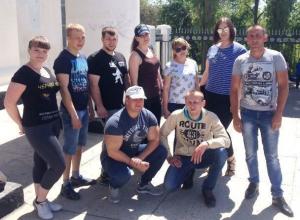 Первое место спортсмены из Морозовска разделили с командой Цимлянска в зональном этапе Спартакиады Дона
