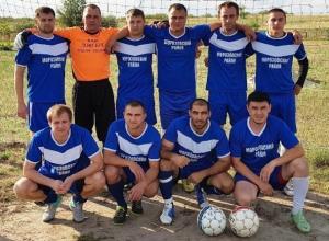 ФК «Морозовск» подчистую разгромил команду станицы Обливская