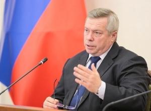 Василий Голубев попросил «не убаюкивать его красивыми картинками» – ввод в эксплуатацию МОЭК в Морозовском районе и области откладывается