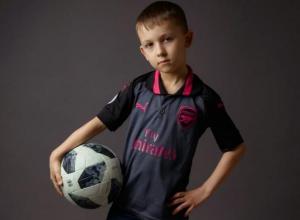 Самый маленький игрок «Каменки» забил первый в жизни гол и вывел команду в финал