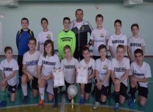 «Каменка» из Морозовска стала самым активным участником областных турниров