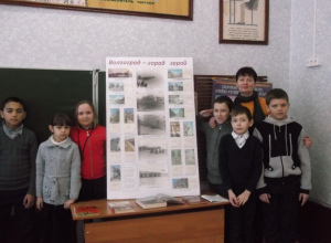 Всероссийская акция «200 минут чтения: Сталинграду посвящается» прошла и в хуторе Старопетровском